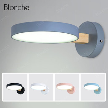 Led Modern Wall Lamp Nordic Wood Wall Light Bedroom Dimmable Bedside Lamp Eye Protection Sconce For Living Room Study Luminaire Buy At The Price Of 54 99 In Aliexpress Com Imall Com