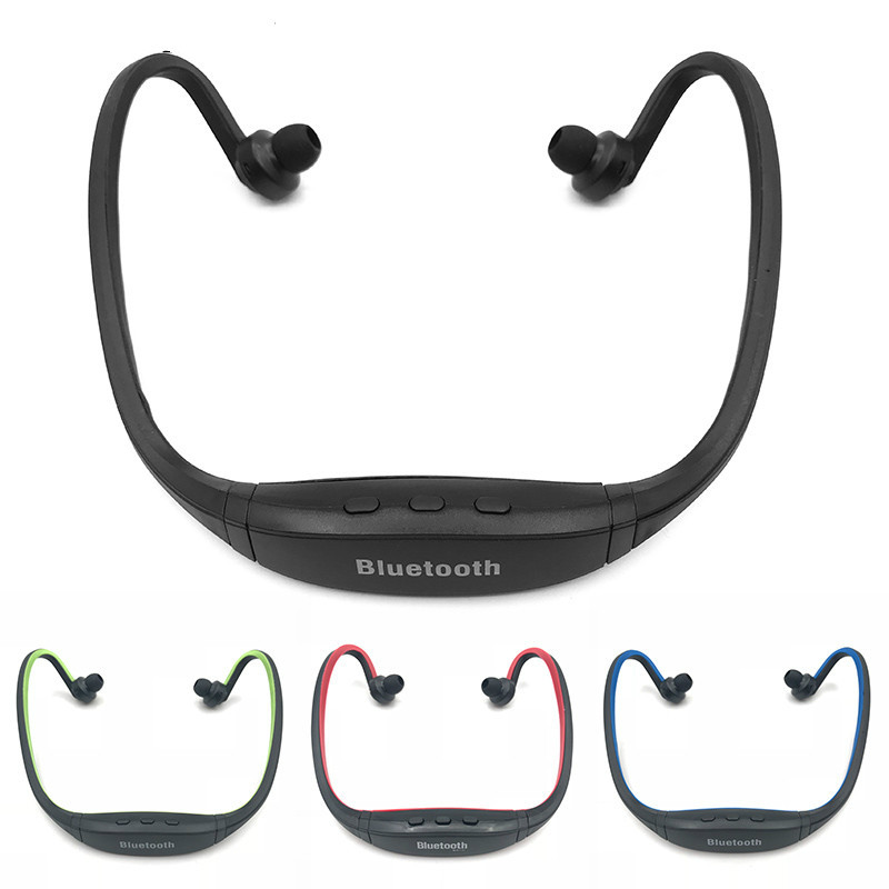 <font><b>S9</b></font> Wireless <font><b>Bluetooth</b></font> <font><b>Headphones</b></font> Support SD/TF Card Handfree Music Headset Audifonos <font><b>Bluetooth</b></font> 4.0 Earphones for Xiaomi Iphone image