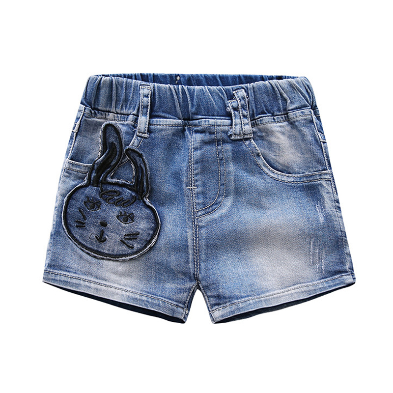2018 Spring Children's Pants boys Girls ripped jeans Wash jeans for Children clothes fashion girls teens denim pants jean fille ripped cuffed jeans