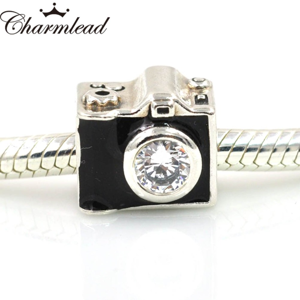 Charmlead 925 Sterling Silver Beads Sentimental Snapshots