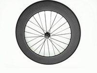 88mm rear bikes road wheels carbon wheels Straight pull powerway R36 ceramics 12k matte tubular 25mm bicycle road wheelset 24H