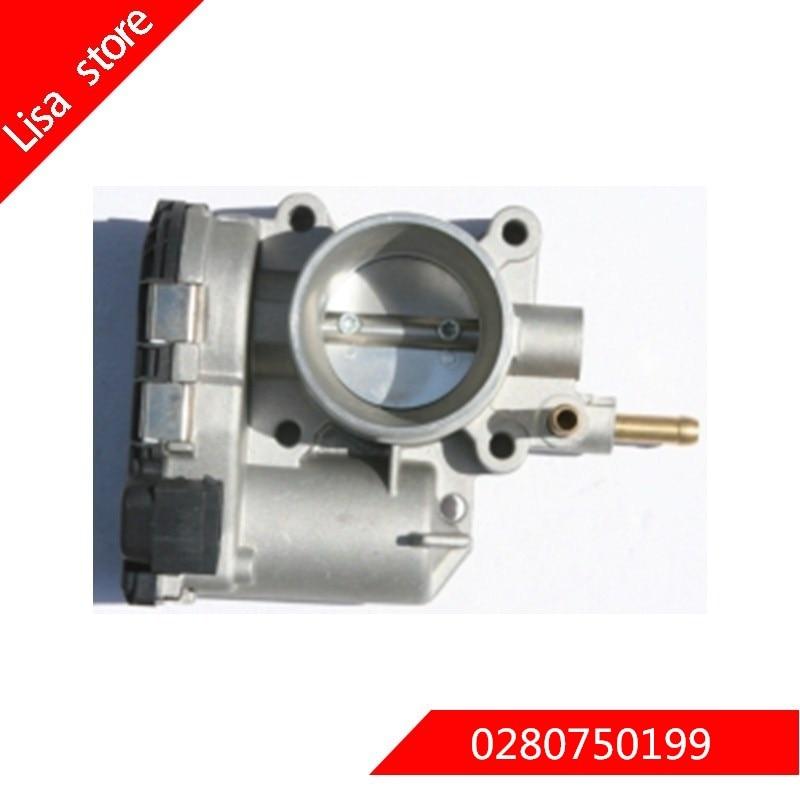 0280750199 F01R00Y002 Throttle Body For Chery QQ6 1.3 16V