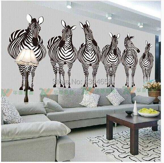 ᐂPersonnalisé 3D papier peint de moderne salon canapé chambre ...