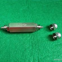 Высокое качество нержавеющая сталь Flashback разрядник 8 мм для различных сварочных факелов и режущих факелов