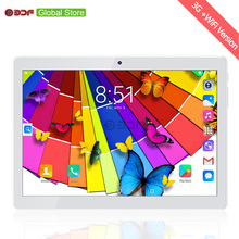 Free shipping 10 Inch Tablet Pc Android 7.0 RAM 4GB ROM 32GB Dual SIM Card Bluetooth WiFi 1280*800 IPS Smart Tablets Pc 10 10.1