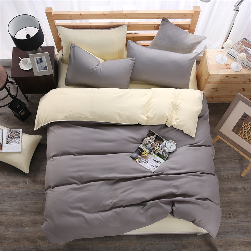Hot Sale Duvet cover sets bed linen Bed sets include Duvet Cover Bed sheet Pillowcase Queen full twin size