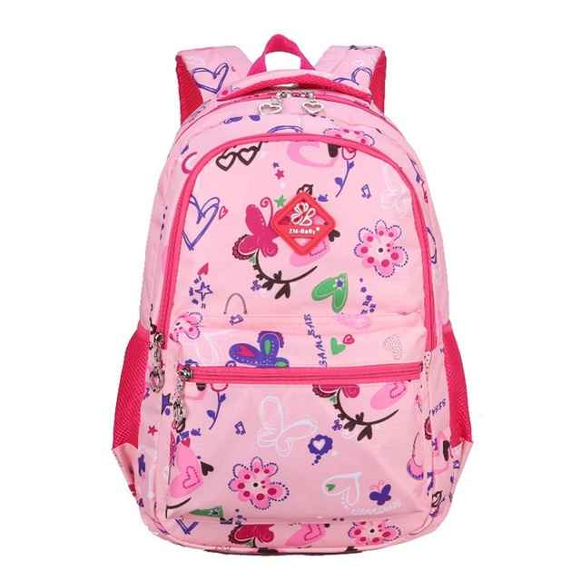 Children Backpacks for Boys Girls Primary school backpack Lighten Burden On  Shoulder Breathable printing travel bag ccf0165da7825