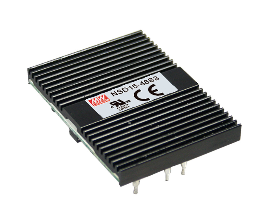 [Sumger] MEAN WELL original NSD15-12S5 5V 3A meanwell NSD15 5V 15W DC-DC Regulated Single Output Converter