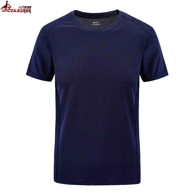 Tamanho grande 6xl 7xl 8xl camiseta masculina ao ar livre secagem rápida sportwear tshirts de fitness para ginásio corredores correndo homem camiseta