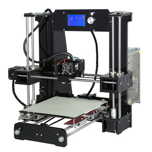 Image 4 - Einfach Montieren Anet A6 Anet A8 3D Drucker Kits i3 Kit DIY Kits 3D Druck Maschine mit SD Karte + filament + Werkzeuge