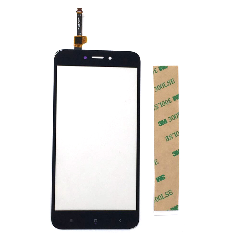 High Quality For Xiaomi Redmi 4X Digitizer Touch Screen Glass Replace Part For Xiomi Redmi 4X Digitizer Touch Screen Glass