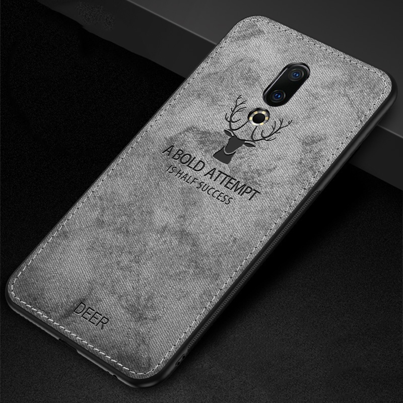 Fabric Case for Meizu Classic Cloth Matte Skin Soft Hard Back Cover  1