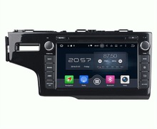 2GB RAM 2 din 8″ Octa Core Android 6.0 Car Audio DVD Player for Honda FIT Left 2014 2015 With Radio GPS WIFI Bluetooth USB DVR