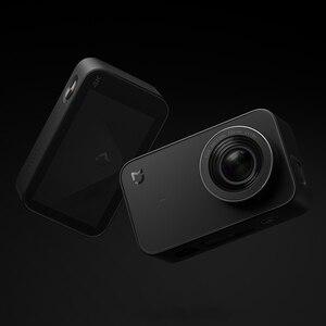 Image 3 - In Voorraad Global Versie Xiaomi Mijia Mini Sport Actie Camera 4 K Ambarella A12S Ramcorder Video Record IMX317 Digitale Camera S