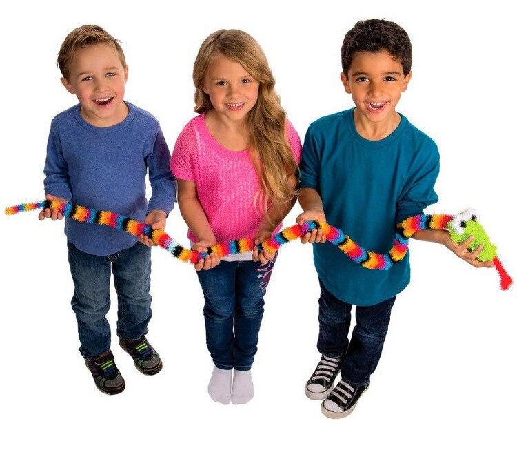 400pcs Kid Білім жинау 3D Puzzle Ойыншықтар DIY - Дизайнерлер мен құрылыс ойыншықтары - фото 5