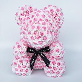 ours en rose fête des mères