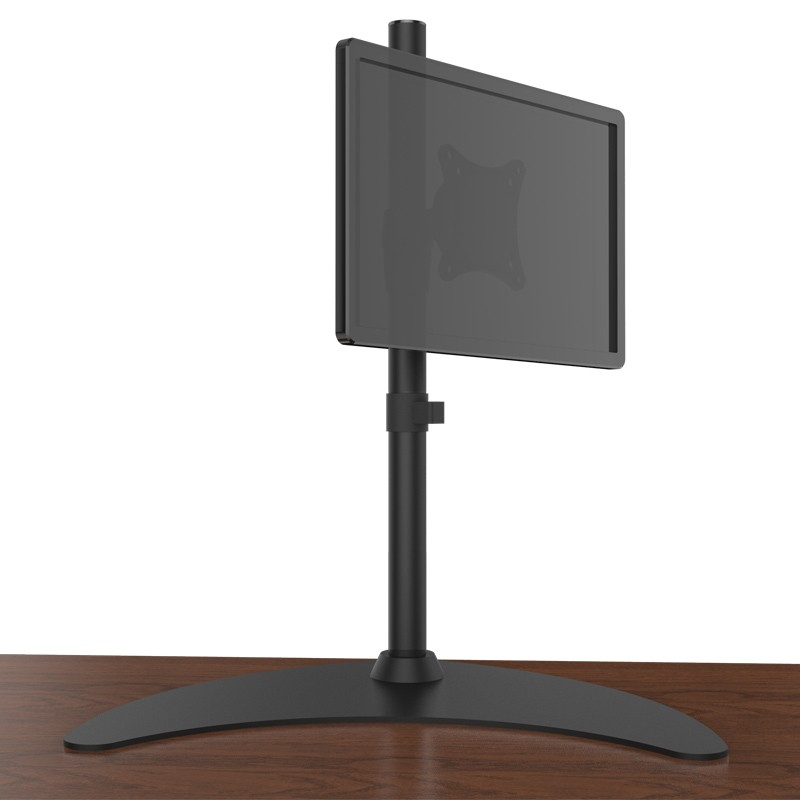 Aluminum Alloy Full Motion 10-24 Monitor Holder Desk Stand Height 800mm Loading 15kgs ...