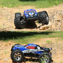 BSD 1:8 Scale Waterproof 4WD High speed electronics remote control Monster Truck,rc racing cars