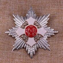 Военный орден Савойи, жетон ордена милитари ди Савойи, жетон медали кавальера