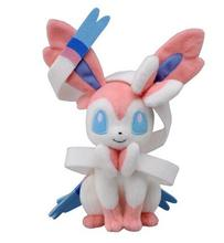 Anime Pet Soft Plush Toys Stuffed Animal font b Doll b font Sylveon