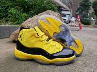 New Original Jordan 11 retro Men shoes basketball shoes sneakers Bumblebee yellow AJ11 high Sports Training shoes CD6846 001