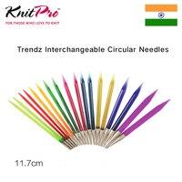 1 stück Knitpro Trendz Austauschbar Rund Nadel-in Nähwerkzeuge & Zubehör aus Heim und Garten bei