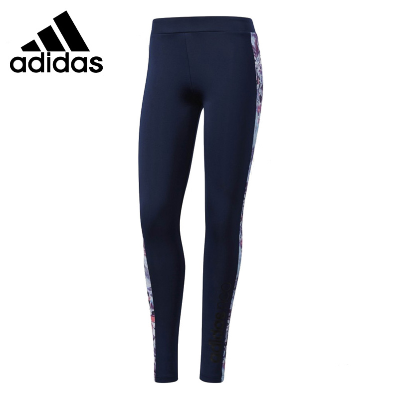 Original New Arrival 2017 Adidas NEO Label W AOP PANEL LG Women's Pants Sportswear original new arrival official adidas neo women s knitted pants breathable elatstic waist sportswear