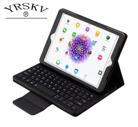 Separate Leather Case Wireless Bluetooth Keyboard For Apple Ipad Air 1 Air 2 For Ipad Pro