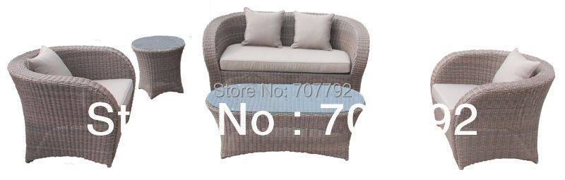 Synthetic Rattan Patio Furniture