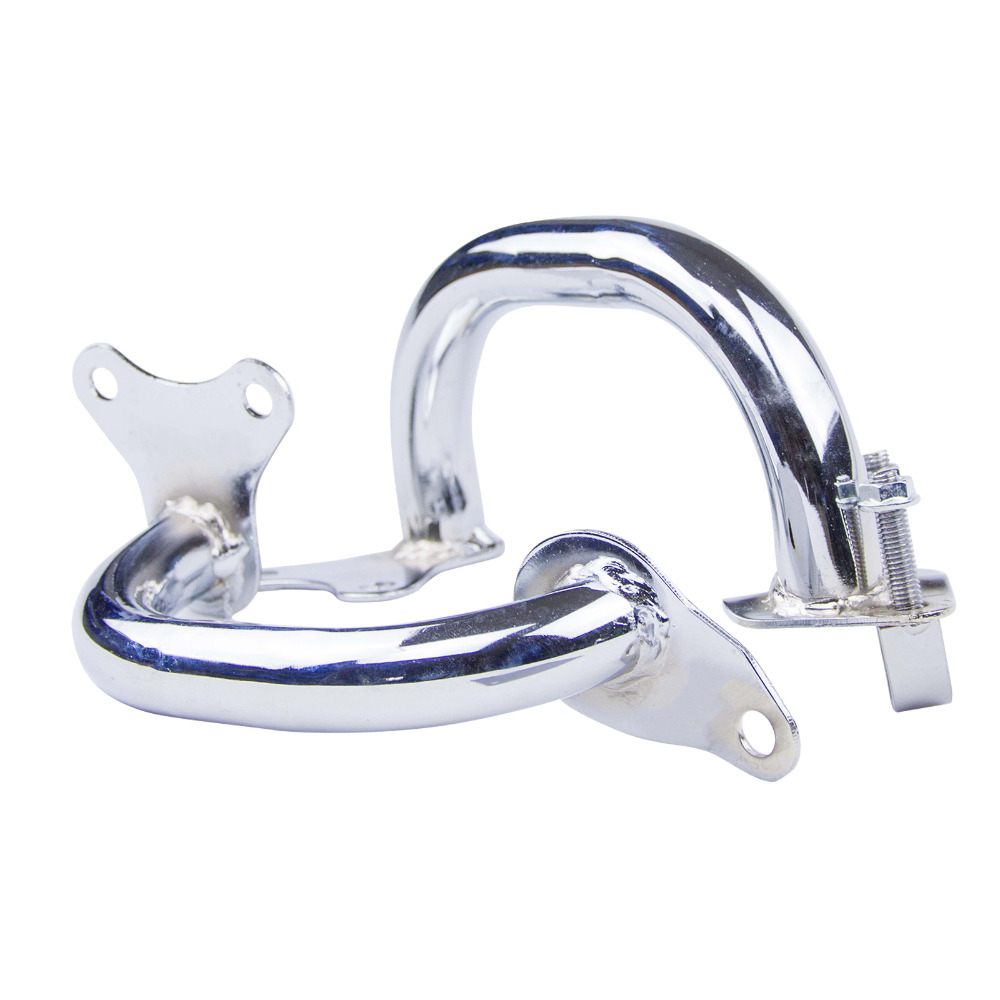 NICECNC Motorcycle Crash Bars Engine Guard Protector Chrome Plated Steel Tube For Honda CB750 CB 750 Nighthawk RC420 1992-2008NICECNC Motorcycle Crash Bars Engine Guard Protector Chrome Plated Steel Tube For Honda CB750 CB 750 Nighthawk RC420 1992-2008