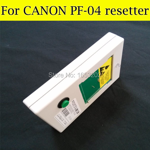 PF04 Printhead Resetter For Canon 650 655 750 755 For Canon Printer Head PF-04