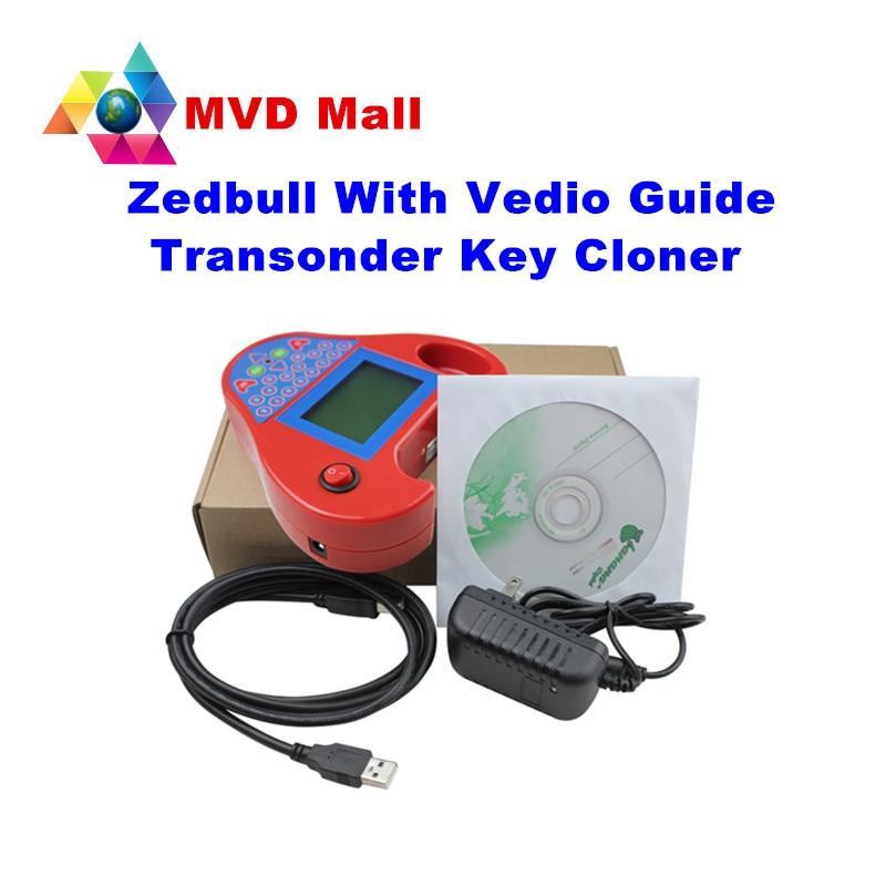 Цена за 2017 новые V508 Smart Mini Zed Bull Авто ключ программиста zed-быка транспондера ключ Cloner Мини Zedbull без маркеров Бесплатная доставка