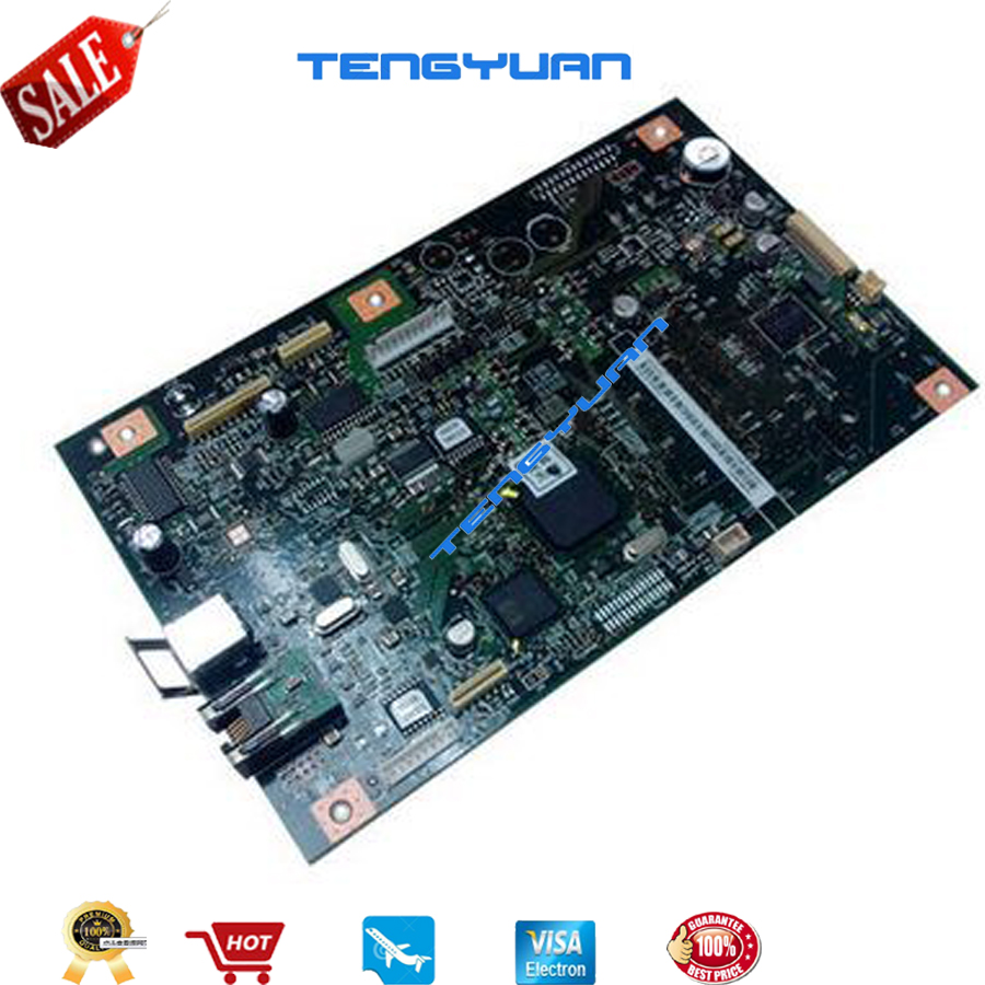Free shipping 100% Test for H-P1522NF Formatter Board CC368-60001 printer part on sale free shipping 100% laser jet tested for hp4555mfp formatter board ce502 69005 printer part on sale