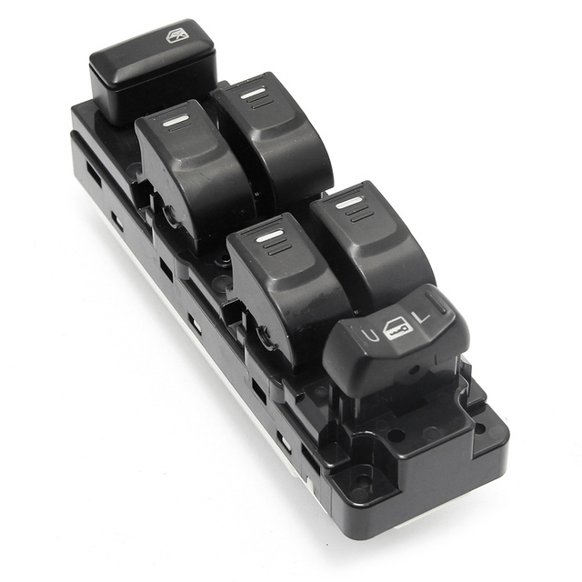 25779767 Front Left Side Master Electric Controller Window Switch For Gmc Canyon Chevrolet Colorado Hummer H3 H3t