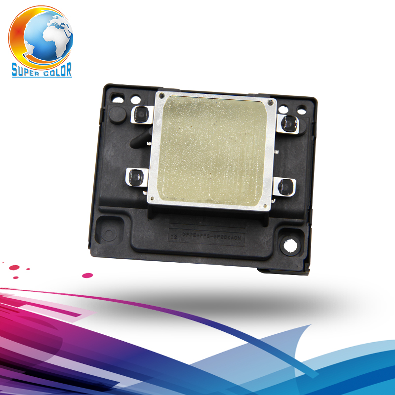 SuperColor Free Shipping printhead For EPSON TX620FWD WF3520  WF7010  WF40  WF600 Original Printer Head----F190020 f190000 printhead print head for epson tx610 nx515 nx510 tx620fwd wp7511 wf3520 wf7010 wf40 wf600 wf610 wf615 wf620 t40w printer