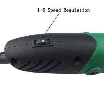 Dremel Gravur Werkzeug | 30000Rpm 480W High Power Mini Elektrische Bohrer Stecher Mit 6 Position Variabler Geschwindigkeit Für Dremel Rotary Werkzeuge Ht2419-2420 (uns Pl