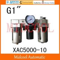 Hoge kwaliteit XAC5000-10 serie luchtfilter combinatie frl 4-poorts g1