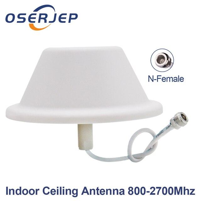 3G Ăng Ten Trong Nhà 4G LTE 1800 Mhz Antenna GSM Ăng Ten Trần 2G Ăng-ten Bên Ngoài cho Điện Thoại Di Động Tín Hiệu booster Repeater hoặc Khuếch Đại