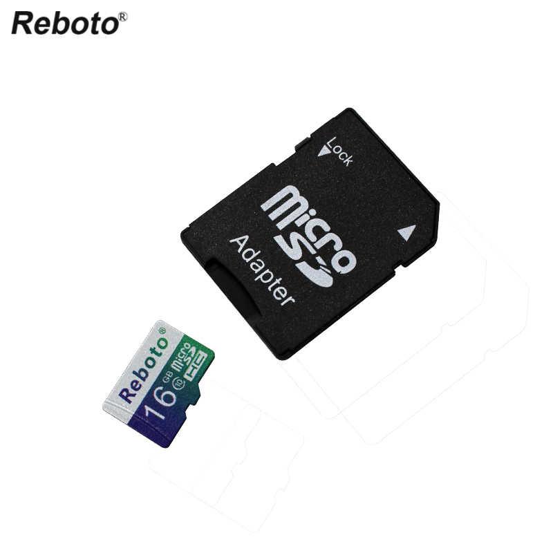 Большая емкость карта памяти sd class 10 sd-карта 16 Гб micro sd 32 ГБ карта 8 ГБ tf карта с бесплатным адаптером