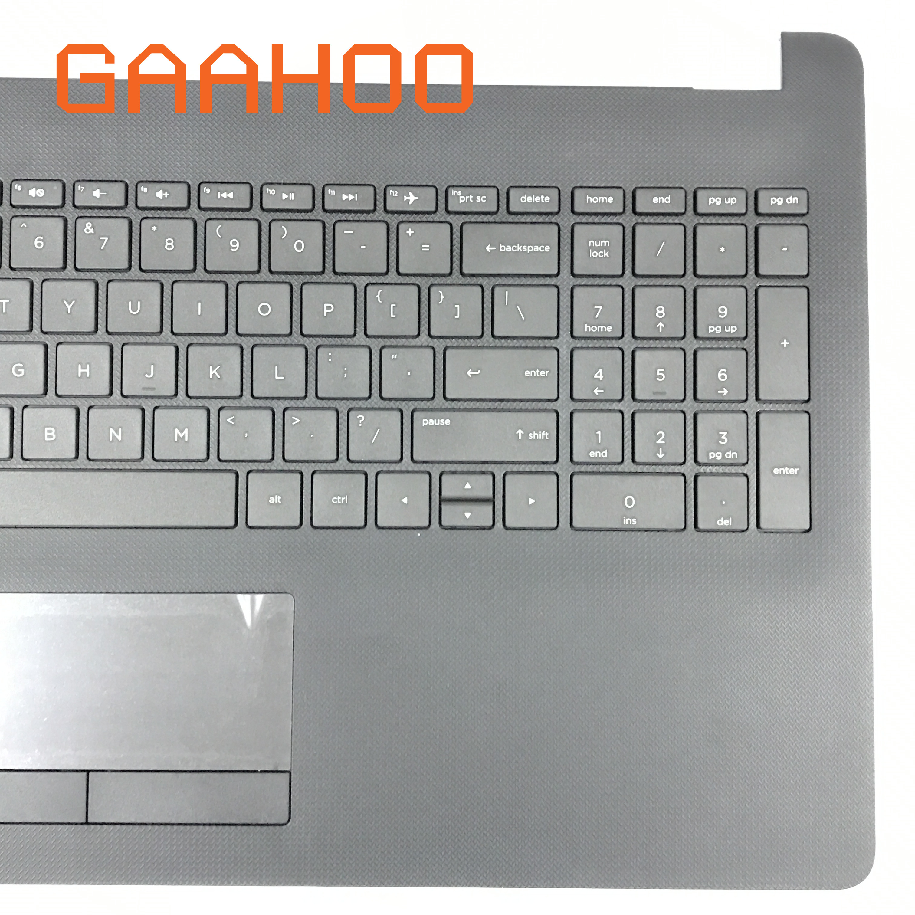 Brand new Laptop replace parts for HP Pavilion 15-BW 15-BS 250 G6 255 g6 256 g6 US keyboard and Palmrest assembly w/o touchpad