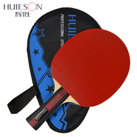 Huieson 3 Star Table Tennis Racket Pimples In Rubber Table Tennis Bat Ping Pong Paddle With