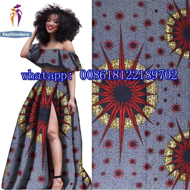 Top quality super hollandais wax fabric,new arrival African batik ...