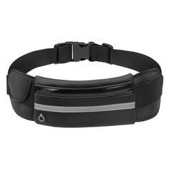 Модная мини-поясная сумка для женщин мужчин портативный удобный USB поясная сумка для путешествий Многоцелевой водостойкий Телефон поясная
