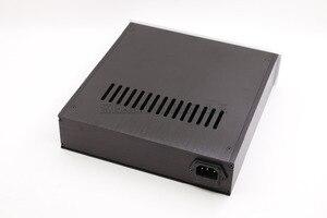 Image 5 - T 2205 Pieno di Alluminio Cuffia Custodia Amplificatore Telaio DAC Box Premplifier Caso BZ2205B