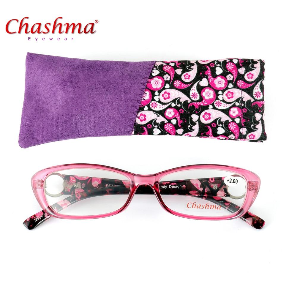 Chashma Brand Fashion Women Reading Glasses Beautiful Optical Glasses for Girls Read Glasses Ochki Degree Gafas De Lectura in Women 39 s Reading Glasses from Apparel Accessories
