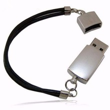 USB Flash Drive metal Bangle Bracelet design Retro Metal USB Flash Memory Stick 16g