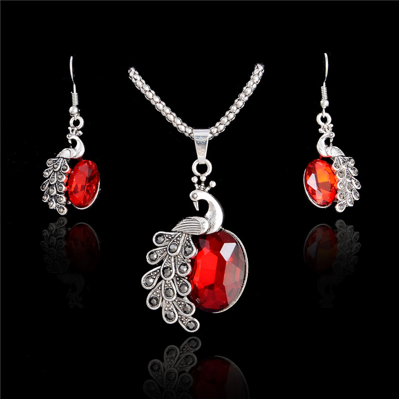 Compare Prices on Peacock Jewellry- Online Shopping/Buy Low Price ...