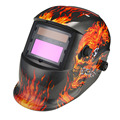 Solar Power Auto Darkening Welding Helmet Arc Tig Mig Professional Welder Mask for Soldering Iron Station
