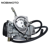 NOBIMOTO Store Motorcycles Caburetor Accessories Fit for YAMAHA BIG BEAR 400 YFM 400 YFM400F CARBURETOR CARB 2000 2007 HK 169