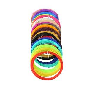 Image 5 - Perfekte 3D Stift Spezielle ABS Filament PLA 1,75mm Filament 3D Drucker ABS 3D Stift PLA Kunststoff 20 Farben ABS 1,75 keine Verschmutzung